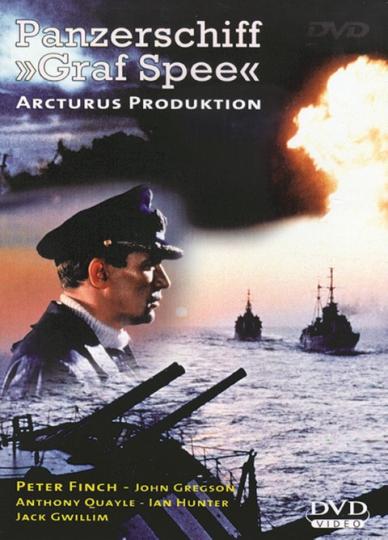 Panzerschiff Graf Spee, DVD