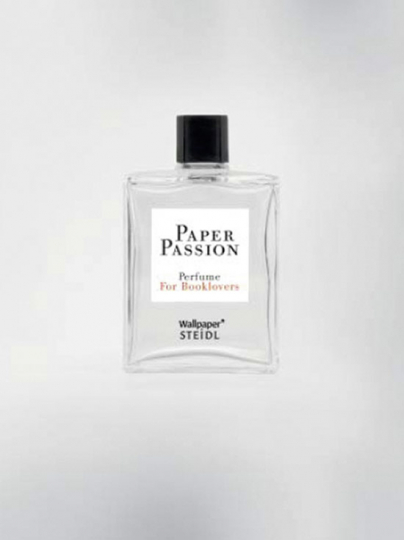 Paper Passion Perfume for Booklovers.
