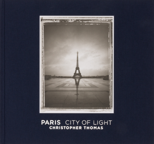 Paris. City of Light.