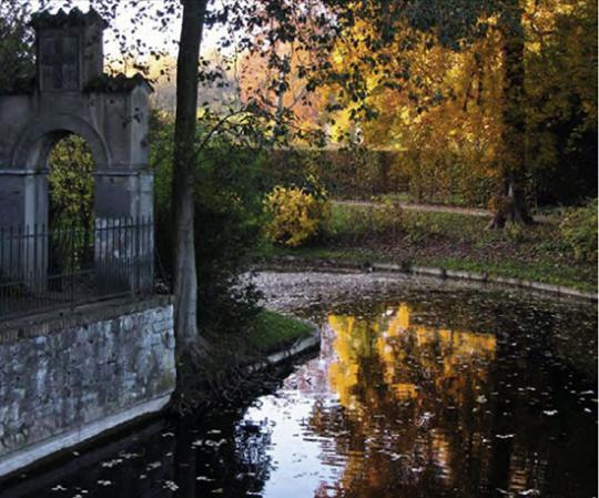 Park Sanssouci.