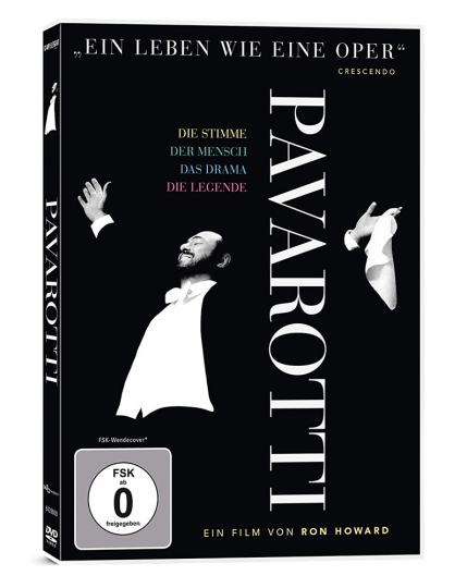 Pavarotti (2019). DVD.