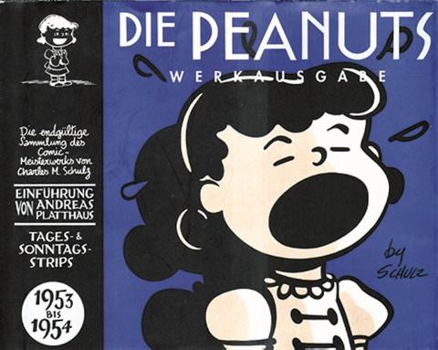 Peanuts - Die Werkausgabe, Band 2