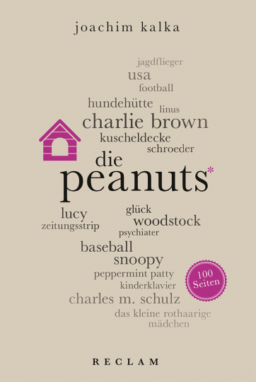 Peanuts. 100 Seiten.