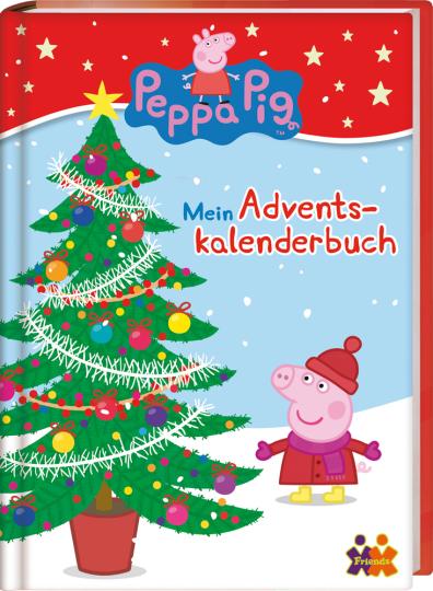 Peppa Pig. Mein Adventskalenderbuch.