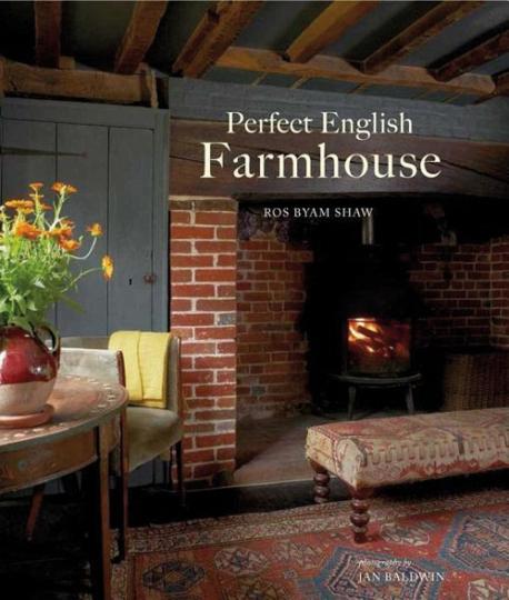 Perfect English Farmhouse. Das perfekte englische Bauernhaus.