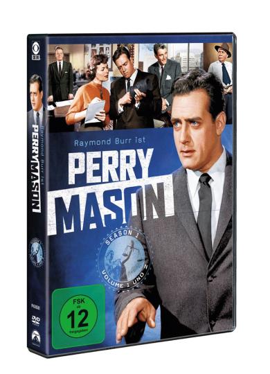 Perry Mason Season 1. 10 DVDs.