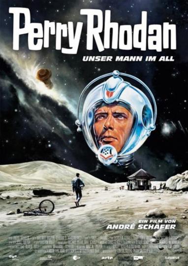 Perry Rhodan - Unser Mann im All DVD