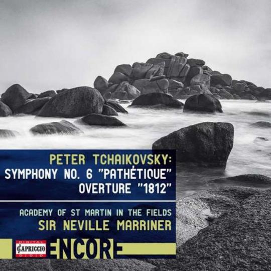 Peter Iljitsch Tschaikowsky. Symphonie Nr.6. CD.
