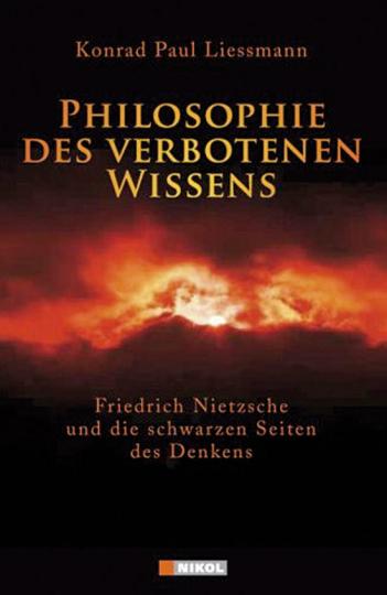 Philosophie des verbotenen Wissens.