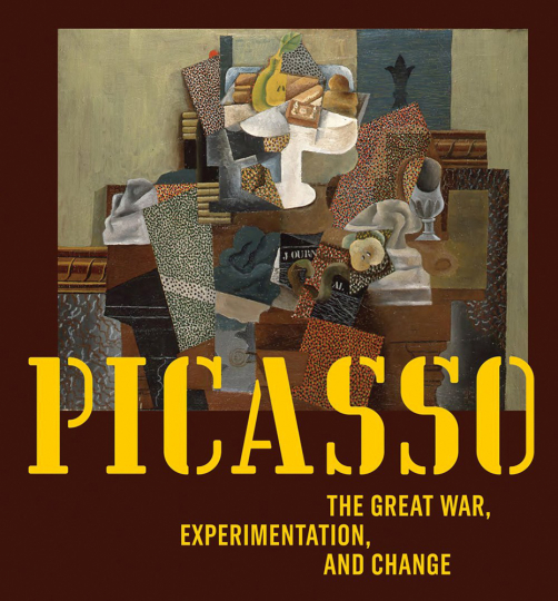 Picasso. The Great War, Experimentation and Change.