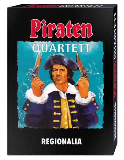 Piraten-Quartett.