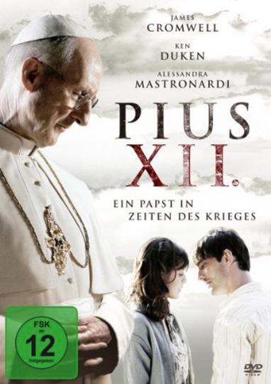 PIUS XII - Ein Papst in Zeiten des Krieges DVD