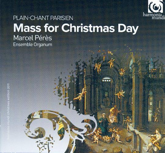 Plaint-Chant Paris Weihnachtsmesse CD