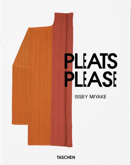 Pleats Please Issey Miyake.