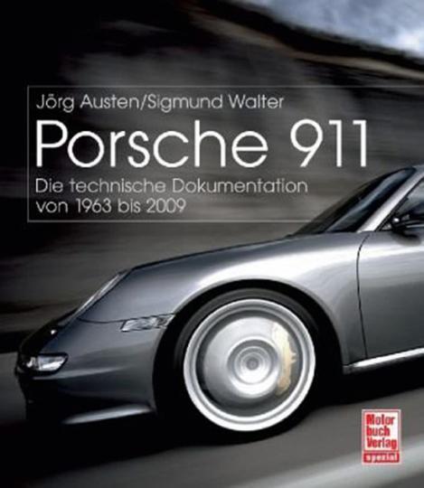 Porsche 911. Die technische Dokumentation.