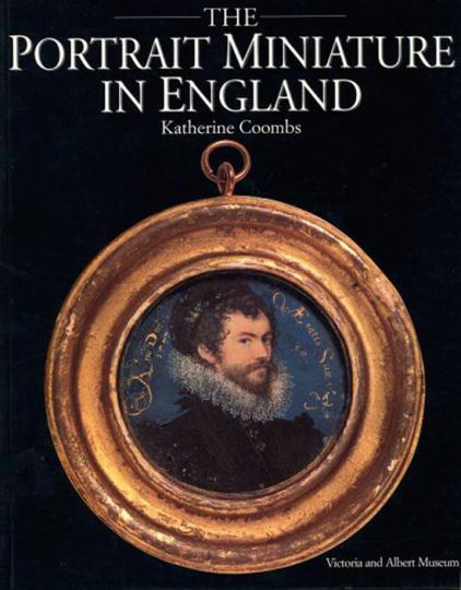 Portrait Miniature in England. Porträtminiaturen aus England.