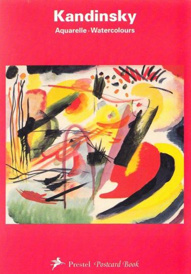 Postcard-Book Kandinsky.