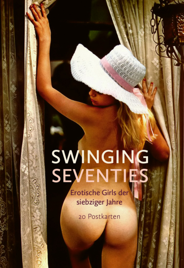 Postkarten-Set »Swinging Seventies«.