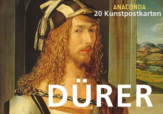 Postkartenbuch Albrecht Dürer.