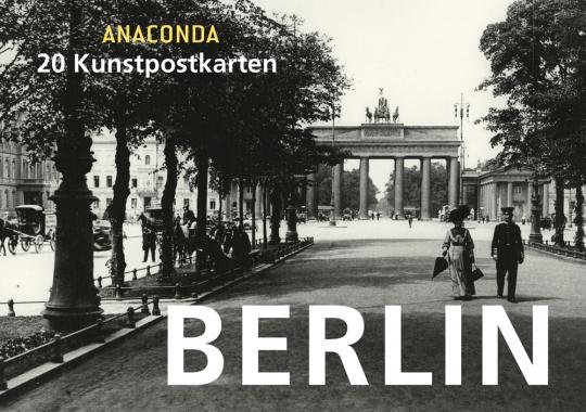 Postkartenbuch Berlin.