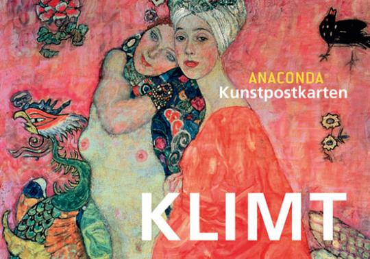 Postkartenbuch Gustav Klimt.