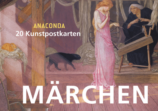 Postkartenbuch Märchen.