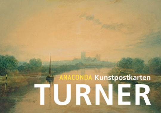 Postkartenbuch William Turner.