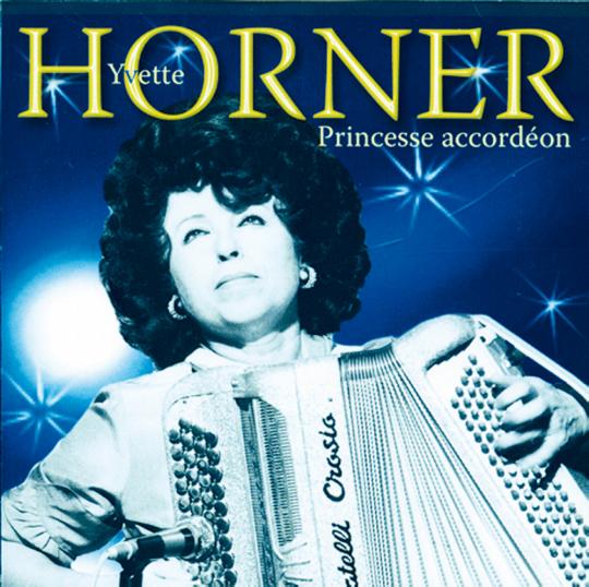 Princesse accordéon, CD