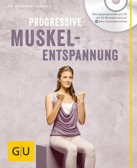 Progressive Muskelentspannung mit CD