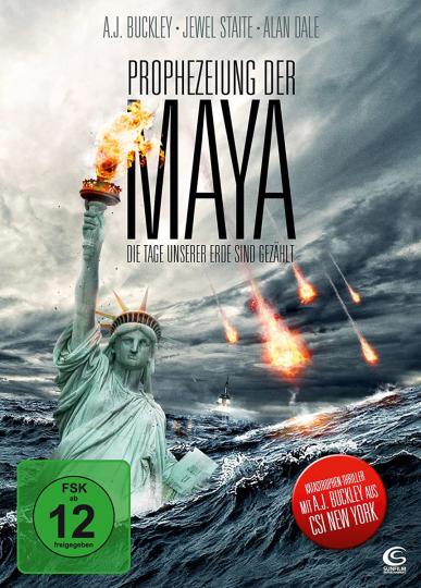 Prophezeiung der maya DVD