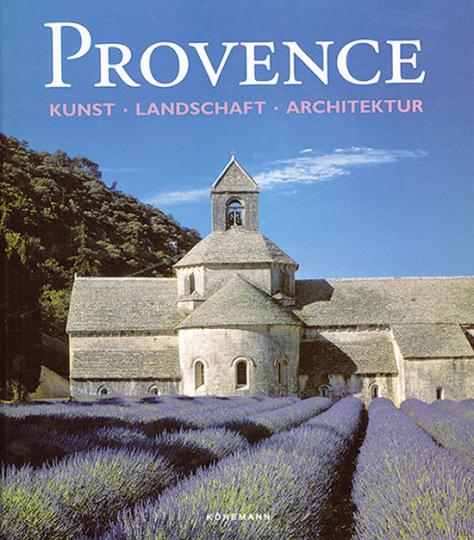 Provence. Cote d« Azur. Architektur. Kunst. Landschaft.