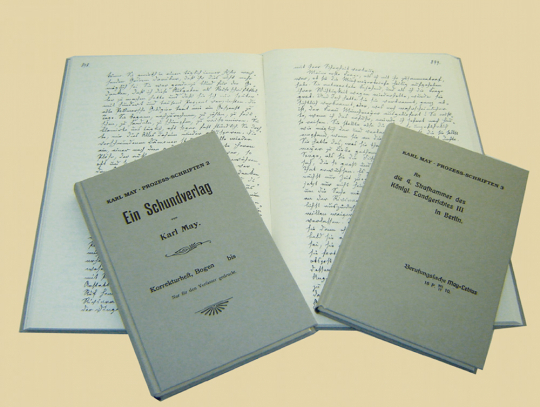 Prozess-Schriften 3 Bände