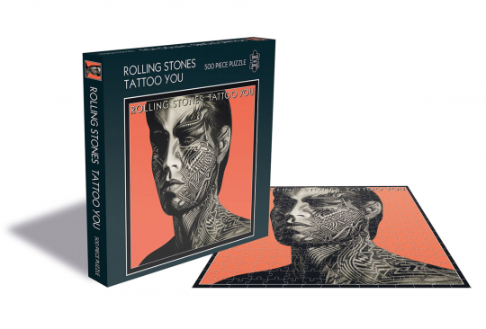 Puzzle »The Roling Stones. Tattoo You«.