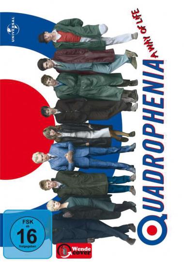 Quadrophenia (1978) DVD