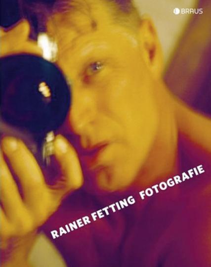 Rainer Fetting. Fotografie.