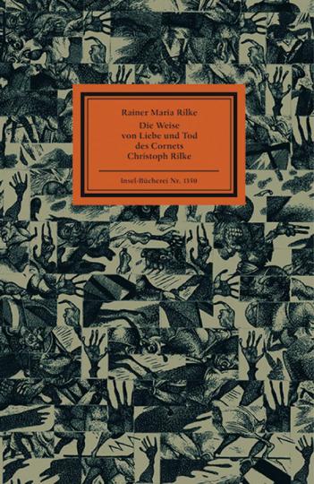 Rainer Maria Rilke. Die Weise von Liebe und Tod des Cornets Christoph Rilke.