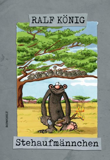 Ralf König. Stehaufmännchen. Graphic Novel.