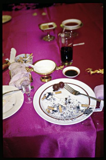 Ralf Schmerberg. Dirty Dishes, 2005.