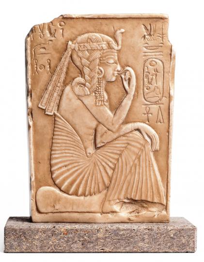 Ramses II. als Königsknabe. Ägypten, um 1290 v. Chr.