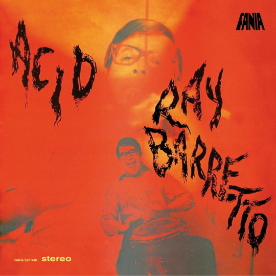 Ray Barretto. Acid. CD.