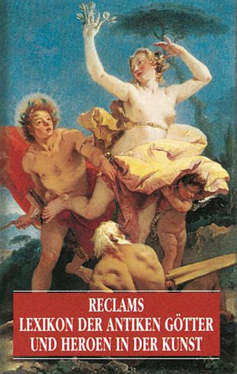 Reclams Lexikon der antiken Götter und Heroen in der Kunst.