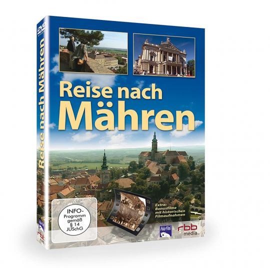 Reise nach Mähren. DVD.