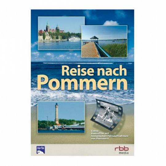 Reise nach Pommern. DVD.