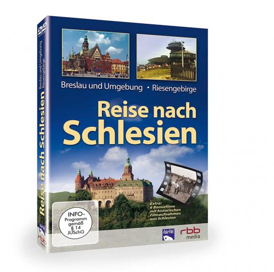 Reise nach Schlesien. DVD.