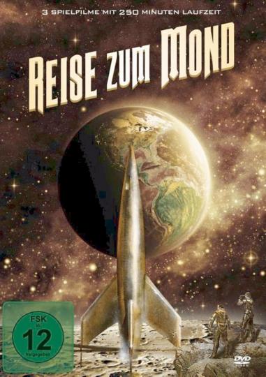 Reise zum Mond Box. DVD.