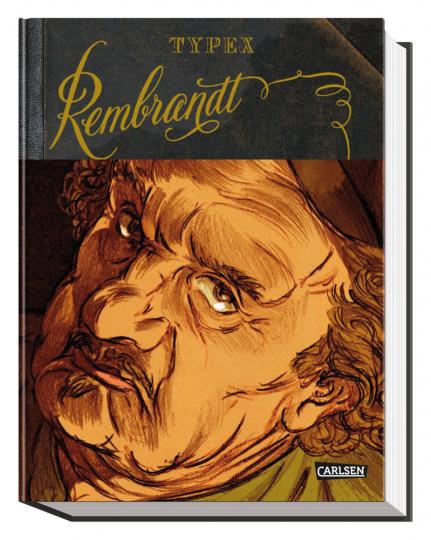 Rembrandt. Graphic Novel.