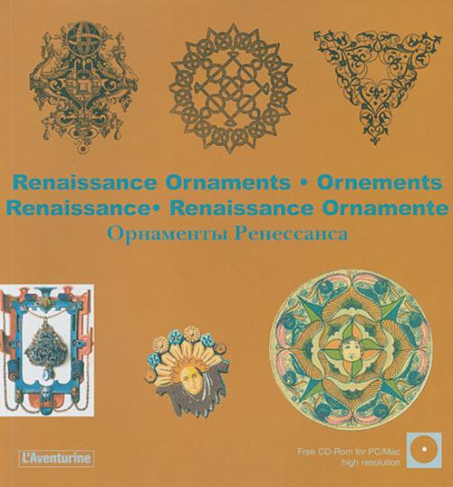 Renaissance Ornaments - Ornements Renaissance - Renaissance Ornamente.