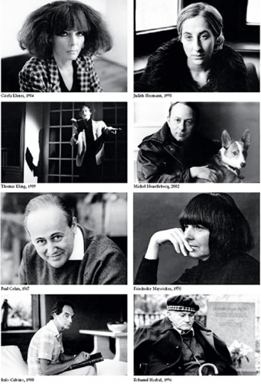 Renate von Mangoldt. Autoren. Fotografien 1963-2012.