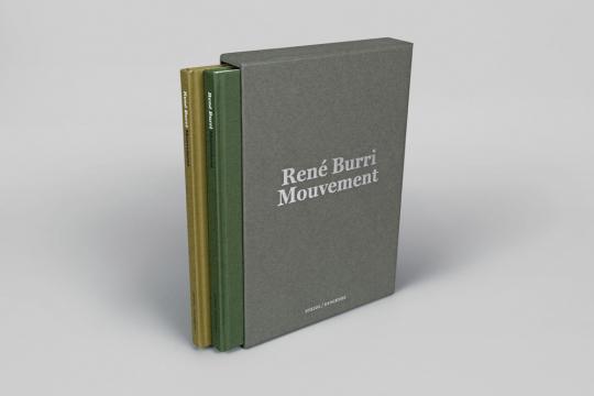 René Burri. Mouvement.