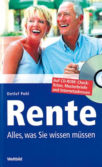 Rente - Alles, was Sie wissen müssen mit CD-ROM